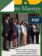 Jornal Recanto Maestro Em Dia Jovens Protagonismo Sustentabilidade Onu