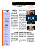 Chavez Regime Codifies Reputation of Criminality