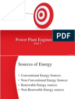 Unit 3 Power Plant Engineering