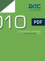 La Consultoría Española - El Sector en Cifras 2010