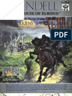 ICE 8080 - Rivendell - The House of Elrond - MERP (OCR)