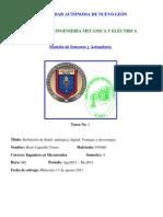 Tarea 02 Definicion de Senal Analogica vs Digital