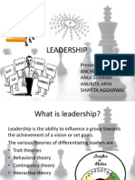 Leadership Compatible