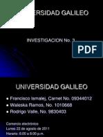Investigacion No 3