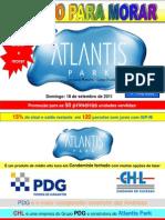 Atlantis em Campo Grande - Ponto para Morar - 10 anos para pagar sem juros - Mandarino 21_7602-8002