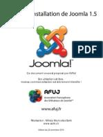Installation Joomla15