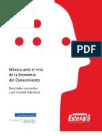 economía del conocimiento en México