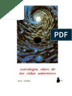 Astrologia Clave De Las Vidas Anteriores