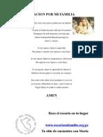 Oracion Por Mi Familia[1]