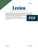 Lecico Insurance PR 16052011_En