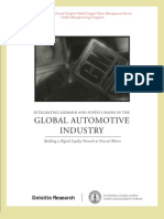Global Automotive Industry