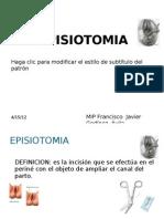 episiotomia paco