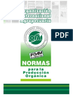 Normas OIA IFOAM-Junio 2009