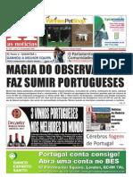 As Noticias Edição N; 113 de 14 de Setembro de 2011