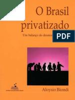 Brasil_Privatizado (Aloysio Biondi)