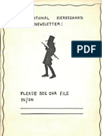 International Kierkegaard Newsletter 1979