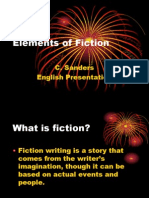"Elements of Fiction/ Pre-Reading for ""Harrison Bergeron"""
