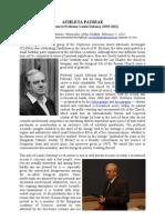 Athleta Patriae - A Tribute to Professor Laszlo Dobszay (1935-2011)