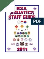 BSA Aquatics Staff Guide