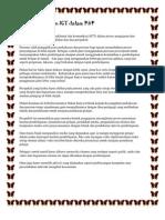 Pengintegrasian ICT Dalam PNP