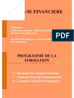 Analyse Financiere Synthetique
