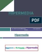 Hipermedia 13 de septiembre