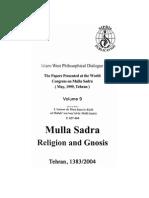 Yahya Michot, L'amour de Dieu dans le Kitâb al-Mabda' wa l-ma'âd de Mollâ Ṣadrâ