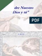 ElPadreNuestro,DiosyTú