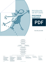 Programa Primer Grado 0