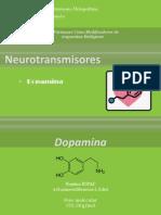 Dopamina y Serotonina (estructura y funciones)