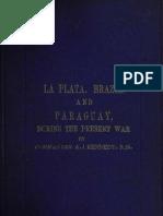 LA PLATA, BRAZIL, And PARAGUAY by Comander a.J. Kennedy - PortalGuarani