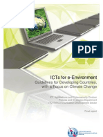 Itu Icts for e Environment