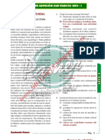 Solucionario Del Examen de Admision Unmsm 2012-i Por La Academia Academia Pame