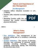 Introduction-Sales Distribution