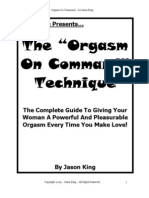Orgasm on Command