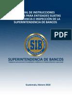 Nomenclatura y Registros Bancarios