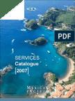 Mpm Services Catalogue