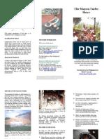 Mayon Turbo Stove (Rice Husk) Brochure