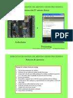 Ejercicios Arduino+Processing