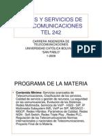 1ra Clase Redes y Servicios 1-2009