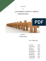 HRM PROJECT (Employee Development)