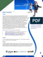 Parenting) Autism - Symptoms, Causes, Assessment, And Treatment