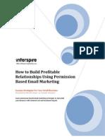 Inter Spire Profitable Relationships Email Marketing