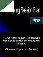 Session Plan Presentation