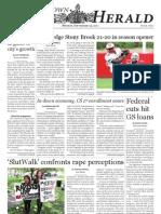 September 19, 2011 issue