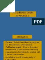 # 11 Calibration Graphfall06