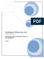 Southport Minerals Anirban