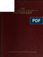 The Twentieth Century English-Hindi Dictionary Containing Terms Relating to Mineralogical and Metallurgical Industries, Chemical Industries, Sugar Industry, Textile Industry, Dairy Industry, Silk Industry,