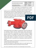 Drilling Diverter Spool