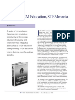 Article on STEM Education
